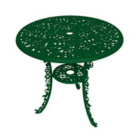 Seletti Industry Garden Table Green