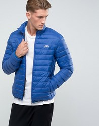 Tokyo Laundry Lightweight Padded Jacket Navy