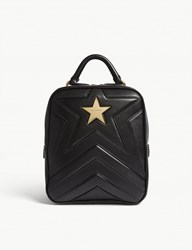 Stella Mccartney Small Star Backpack Black