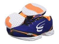 Spira Stinger 3 Racer Royal Orange White Men's Shoes Blue