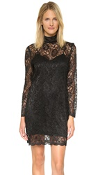 The Kooples Lace Dress Black