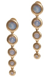 Eddie Borgo Gemstone Cone Drop Earring