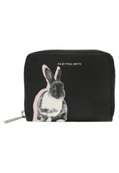 Paul Smith Ps By Lucky Rabbit Wallet Black