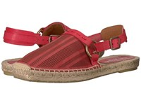 Free People Cabo Espadrille Red Shoes
