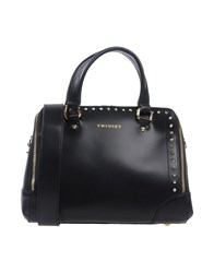 Twin Set Simona Barbieri Handbags Black