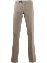 Eleventy Slim Fit Chino Trousers 60