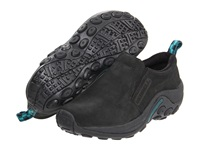 Merrell Jungle Moc Nubuck Black Blue Women's Shoes