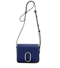 3.1 Phillip Lim Alix Flap Mini Leather Shoulder Bag Black