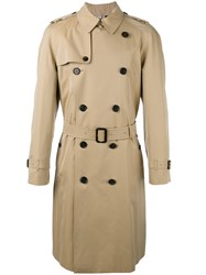 Burberry Classic Belted Trenchcoat Nude Neutrals