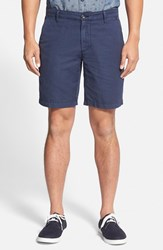 Ag Jeans Men's Ag 'The Wanderer' Linen And Cotton Slim Fit Shorts