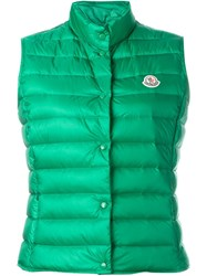 Moncler Classic Padded Gilet Green