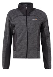 Regatta Collumbus Iii Fleece Seal Grey Dark Grey