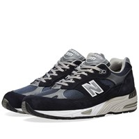 New Balance M991nvb Made In England Blue