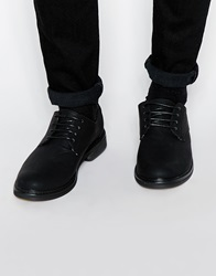 New Look Derby Shoes Black