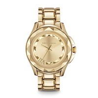 Karl Lagerfeld Gold Bracelet Unisex Watch Gold
