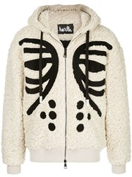 Haculla Embroidered Hooded Jacket 60