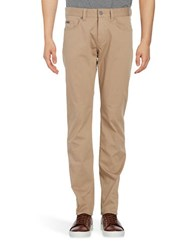 Hugo Boss Slim Fit Chinos Light Beige