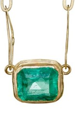 Judy Geib Women's Echo Necklace Green