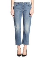 Acne Studios Pop Boyfriend Jeans Light Vintage