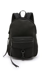 Rebecca Minkoff Mab Neoprene Backpack Black