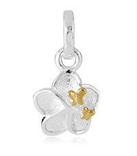 Links Of London Flower Butterfly Charm Female