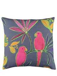 Mariska Meijers Singapore Printed Linen Pillow