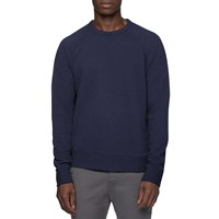 Ymc Navy King Monkey Sweater Blue
