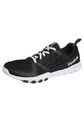 Reebok Sublite Train Rs 2.0 Lightweight Running Shoes Black White