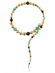 Paula Mendoza Glaucus Mix Necklace