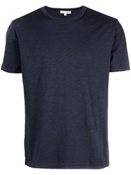 Alex Mill Basic T Shirt Blue