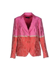 Clips Suits And Jackets Blazers Women Fuchsia