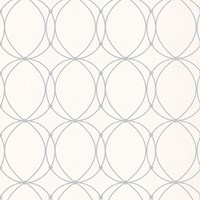 Graham And Brown Darcy Wallpaper Silver