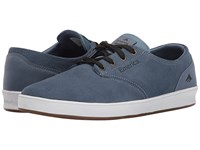 Emerica The Romero Laced Blue White Gum Men's Skate Shoes