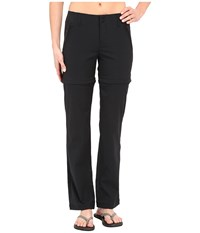 Merrell Belay Convertible Pant Black Women's Clothing