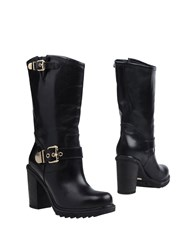 Luciano Padovan Ankle Boots Black