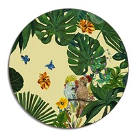 Avenida Home Nathalie Lete Jungle Placemat Cockatoo