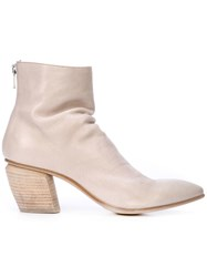 Officine Creative Severine Ankle Boots Grey