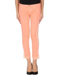 Pence Denim Pants Salmon Pink