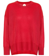Jardin Des Orangers Exclusive To Mytheresa Cashmere Sweater Red