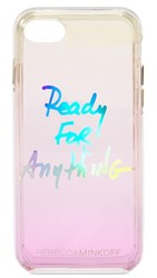 Rebecca Minkoff Ready For Anything Iphone 7 Case Pink Yellow