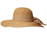 San Diego Hat Company Pbl3093os Woven Paper Face Saver W Scarf Tie Tobacco Caps Brown