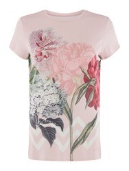 Ted Baker Palace Garden Tee Pink