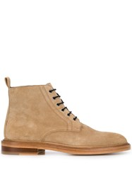 Zadig And Voltaire Luis Lace Up Ankle Boots 60