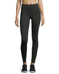 Monreal London Essential High Rise Performance Leggings Black