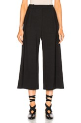 J.W.Anderson J.W. Anderson High Waisted Pant In Black