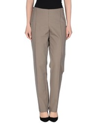 Vdp Club Casual Pants Khaki