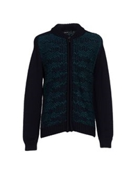 Just Cavalli Cardigans Dark Blue