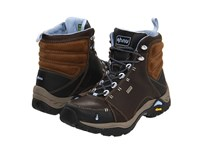 Ahnu Montara Boot Smokey Brown Women's Hiking Boots