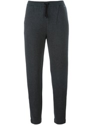 Woolrich Tapered Trousers Grey