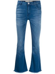 Haikure Mid Rise Cropped Jeans 60
